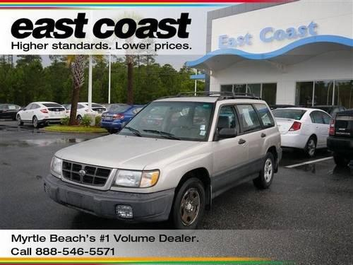 2004 subaru forester xs for sale in conway south carolina classified. Black Bedroom Furniture Sets. Home Design Ideas
