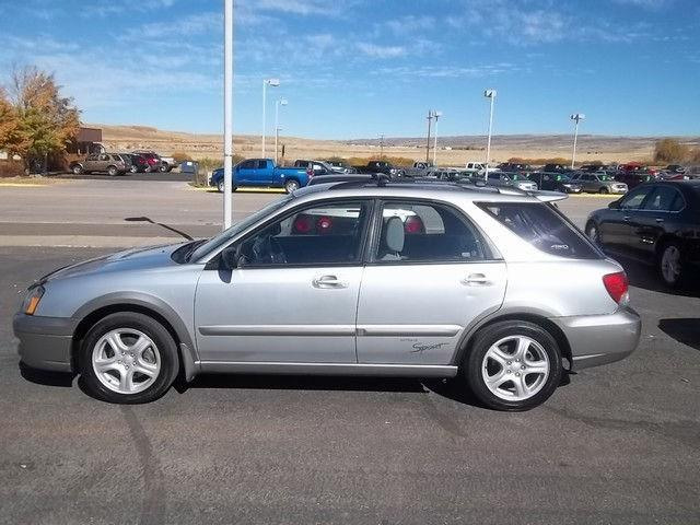 2004 subaru impreza outback sport wagon for sale in laramie wyoming classified americanlisted com 2004 subaru impreza outback sport wagon