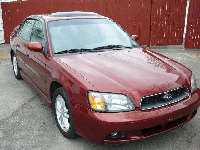 2004 Subaru Legacy Gt For Sale In Hudson New York