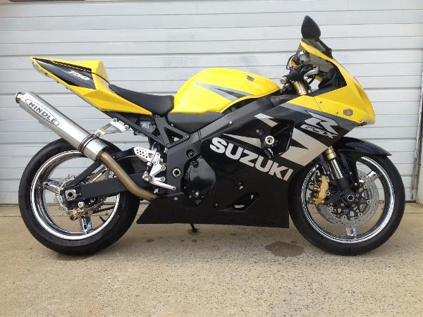Buy Here Pay Here Wilmington Nc >> 2004 Suzuki GSX-R750 for Sale in Buffalo Lake, North ...