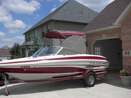 2004 Tahoe Q5 Mercury 4 3l 190hp Boat And Trailer