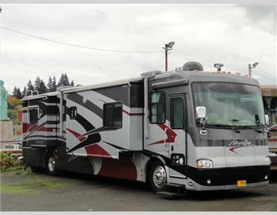 Rv Sales Portland Oregon >> 2004 Tiffin Motorhomes Allegro Bus 40QDP Motor Home Class A - Diesel for Sale in Portland ...