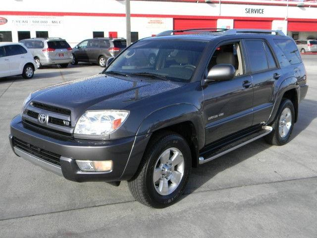2004 toyota 4runner for sale in las vegas nevada classified. Black Bedroom Furniture Sets. Home Design Ideas