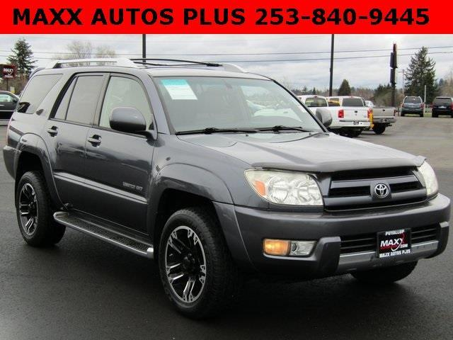 2004 toyota 4runner limited limited 4wd 4dr suv for sale in alderton washington classified. Black Bedroom Furniture Sets. Home Design Ideas