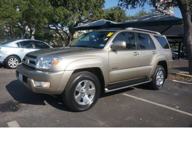 2004 toyota 4runner san antonio tx for sale in san antonio texas classified. Black Bedroom Furniture Sets. Home Design Ideas
