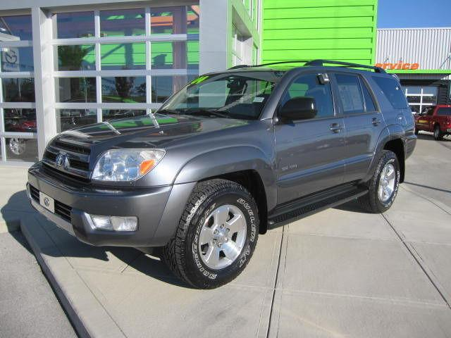 2004 toyota 4runner sr5 sport for sale in somerset kentucky classified. Black Bedroom Furniture Sets. Home Design Ideas