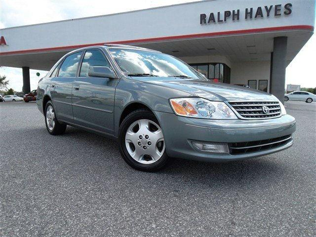 2004 toyota avalon xls for sale in anderson south carolina classified. Black Bedroom Furniture Sets. Home Design Ideas
