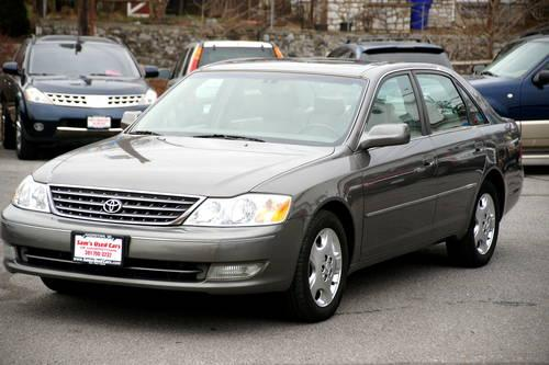 2004 toyota avalon xls auto 3 0l gray 110k miles for sale in hagerstown maryland classified. Black Bedroom Furniture Sets. Home Design Ideas