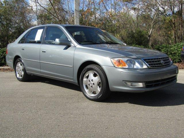 2004 toyota avalon xls xls 4dr sedan w bucket seats for sale in tallahassee florida classified. Black Bedroom Furniture Sets. Home Design Ideas
