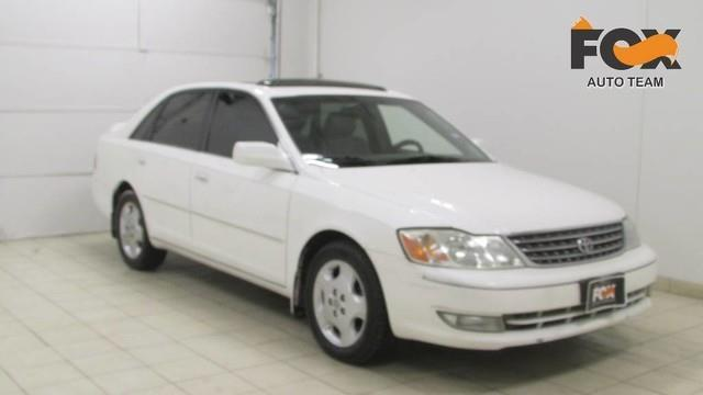 2004 Toyota Avalon XLS XLS 4dr Sedan w/Bucket Seats