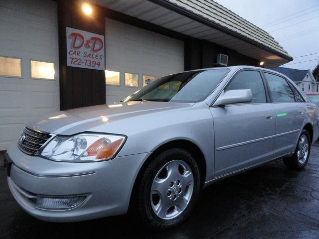 2004 toyota avalon xls for sale in binghamton new york classified. Black Bedroom Furniture Sets. Home Design Ideas