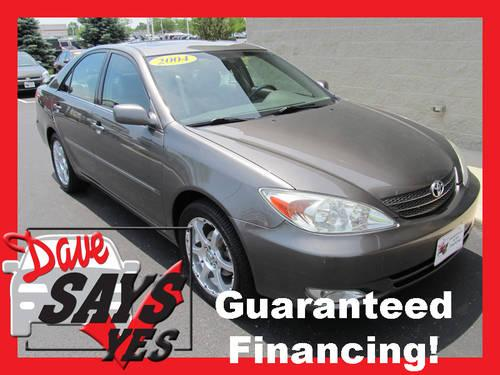 2004 toyota camry sedan xle for sale in troy ohio classified. Black Bedroom Furniture Sets. Home Design Ideas