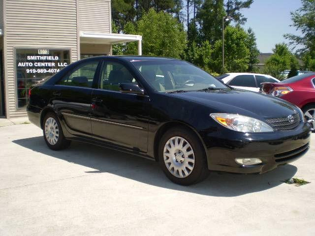 2004 toyota camry xle for sale in smithfield north carolina classified. Black Bedroom Furniture Sets. Home Design Ideas