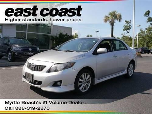 2004 toyota corolla le for sale in conway south carolina classified. Black Bedroom Furniture Sets. Home Design Ideas
