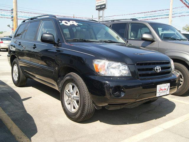 2004 toyota highlander for sale in baton rouge louisiana classified. Black Bedroom Furniture Sets. Home Design Ideas