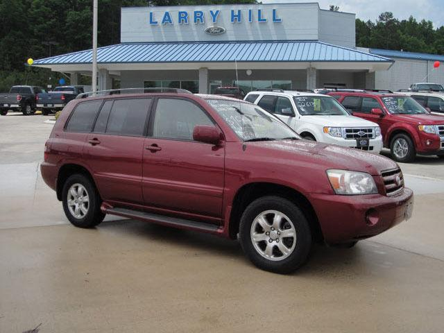 2004 toyota highlander for sale in cleveland tennessee classified. Black Bedroom Furniture Sets. Home Design Ideas