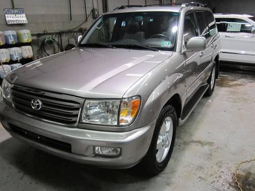 2004 toyota land cruiser w navigation 5dr w navigation for. Black Bedroom Furniture Sets. Home Design Ideas