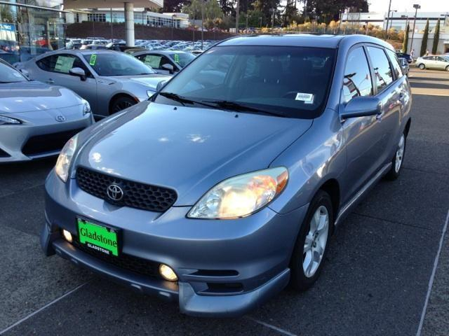 2004 toyota matrix 5 door wagon xrs for sale in gladstone oregon classified. Black Bedroom Furniture Sets. Home Design Ideas