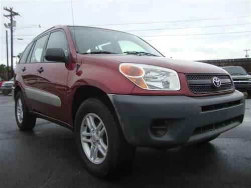 2004 toyota rav4 suv 4x4 suv for sale in guthrie north carolina classified. Black Bedroom Furniture Sets. Home Design Ideas