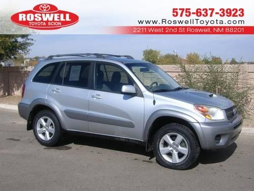 2004 toyota rav4 suv base for sale in elkins new mexico classified. Black Bedroom Furniture Sets. Home Design Ideas