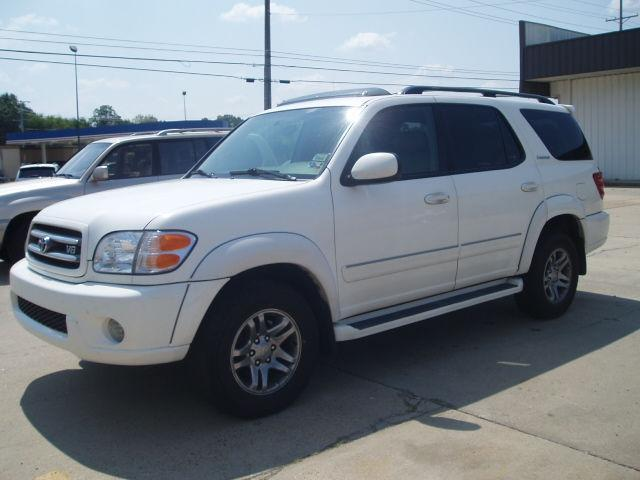 2004 toyota sequoia for sale in ridgeland mississippi classified. Black Bedroom Furniture Sets. Home Design Ideas