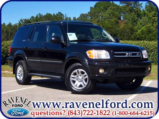 2004 toyota sequoia for sale in ravenel south carolina classified. Black Bedroom Furniture Sets. Home Design Ideas