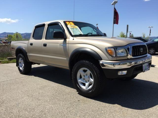 2004 toyota tacoma base v6 for sale in medford oregon classified. Black Bedroom Furniture Sets. Home Design Ideas