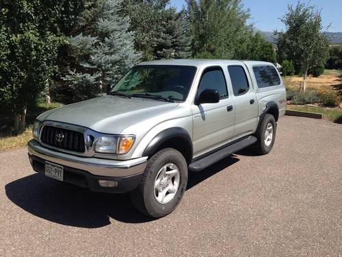 ... Grand Junction, Colorado · 2004 Toyota Tacoma Double Cab 4x4 TRD
