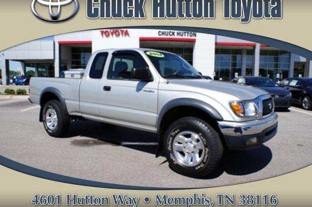 2004 toyota tacoma prerunner for sale in memphis tennessee classified. Black Bedroom Furniture Sets. Home Design Ideas