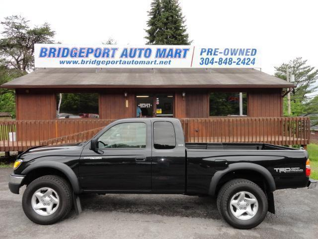 2004 toyota tacoma prerunner for sale in bridgeport west virginia classified. Black Bedroom Furniture Sets. Home Design Ideas