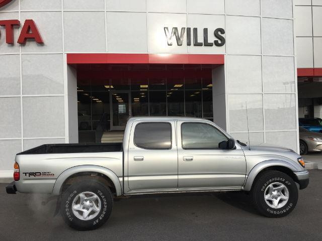 2004 toyota tacoma v6 4dr double cab v6 4wd sb for sale in hollister idaho classified. Black Bedroom Furniture Sets. Home Design Ideas
