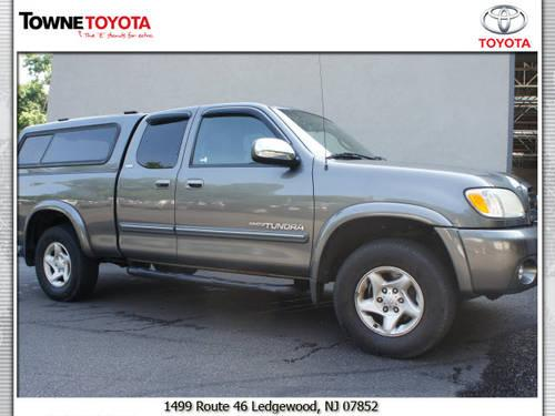 2004 Toyota Tundra Access Cab 4x4 Sr5 For Sale In