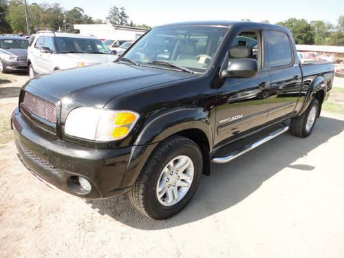 2004 toyota tundra crew cab limited for sale in baxley georgia classified. Black Bedroom Furniture Sets. Home Design Ideas