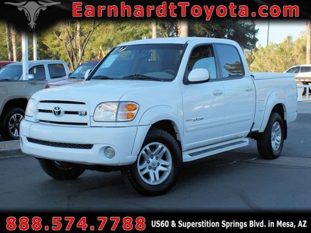 2004 toyota tundra limited 4dr double cab limited rwd sb v8 for sale in mesa arizona classified. Black Bedroom Furniture Sets. Home Design Ideas