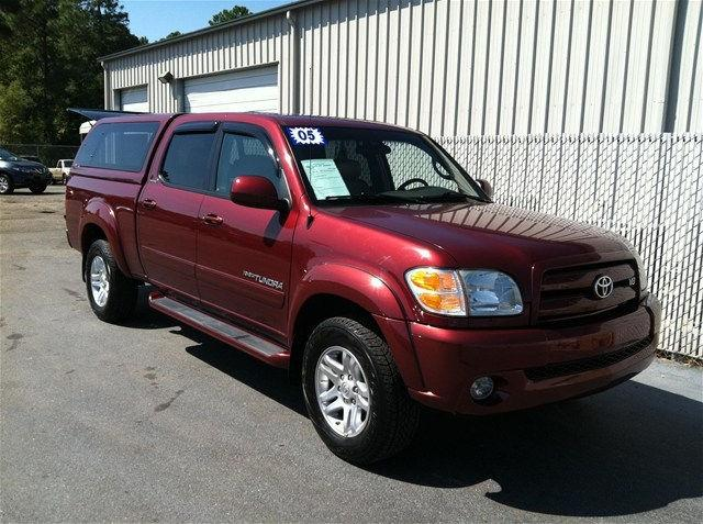 2004 Toyota Tundra Limited For Sale In Myrtle Beach South