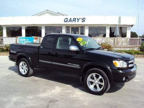 2004 toyota tundra pickup truck sr5 for sale in north topsail beach north carolina classified. Black Bedroom Furniture Sets. Home Design Ideas