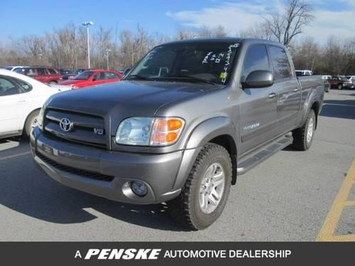 Acura Of Fayetteville >> 2004 Toyota Tundra Truck DoubleCab V8 Ltd 4WD 4x4 Truck ...