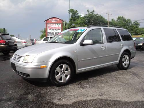 2004 Volkswagen Jetta Tdi Wagon Station Wagon Gls For Sale In Bermudian  Pennsylvania Classified