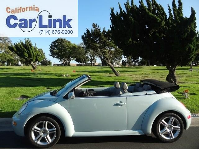 2004 volkswagen new beetle 2dr convertible gls turbo for sale in huntington beach california. Black Bedroom Furniture Sets. Home Design Ideas