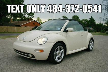 2004 volkswagen new beetle convertible for sale in carrollton texas classified. Black Bedroom Furniture Sets. Home Design Ideas