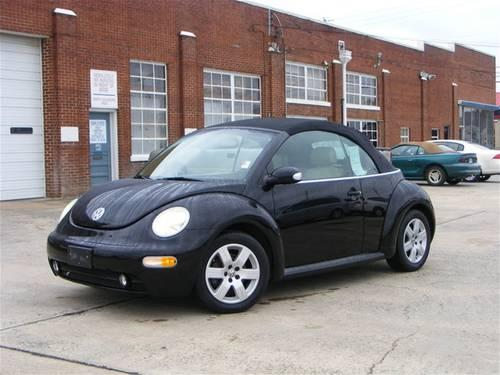 2004 volkswagen new beetle convertible gls for sale in dublin georgia classified. Black Bedroom Furniture Sets. Home Design Ideas
