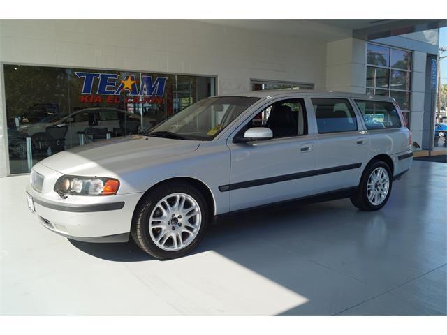 2004 Volvo V70 4D Station Wagon T5 for Sale in El Cajon ...