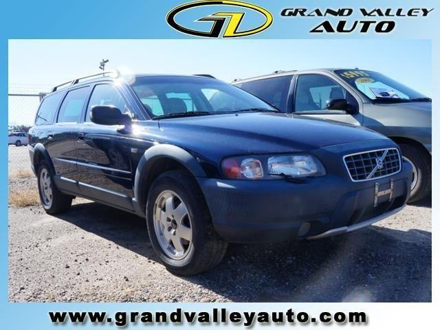 2004 volvo v70 station wagon xc70 for sale in clifton. Black Bedroom Furniture Sets. Home Design Ideas