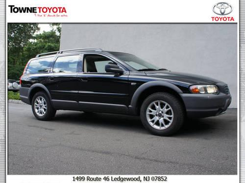 2004 volvo xc70 4 dr wagon awd for sale in ledgewood new. Black Bedroom Furniture Sets. Home Design Ideas