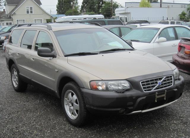 2004 volvo xc70 cross country awd for sale in bellingham. Black Bedroom Furniture Sets. Home Design Ideas