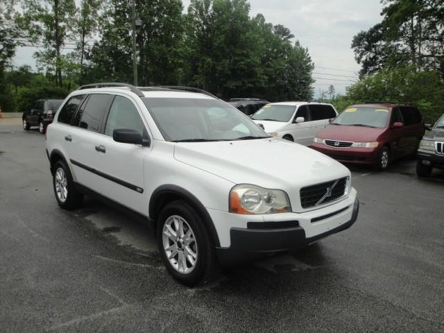2004 volvo xc90 4dr 2 9l twin turbo awd w 3rd row for sale in buford georgia classified. Black Bedroom Furniture Sets. Home Design Ideas