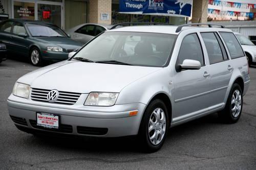 2004 Vw Jetta Gl Auto Silver 2 0l Sw 122k