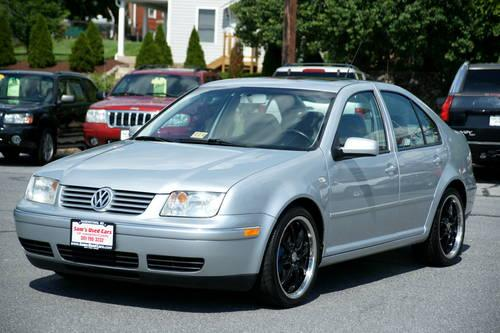 2004 vw jetta gls 1 8l turbo 5 speed silver 109k miles for sale in hagerstown maryland. Black Bedroom Furniture Sets. Home Design Ideas