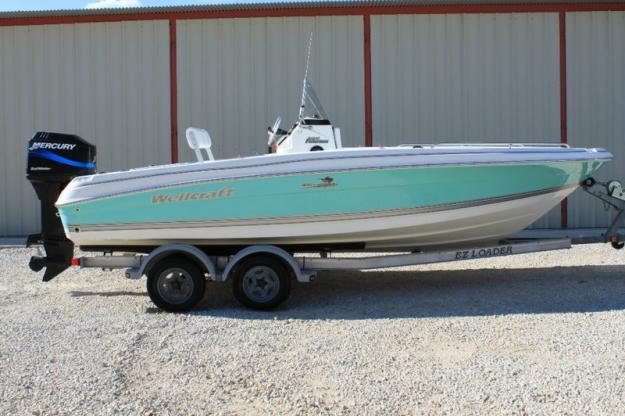 2004 Wellcraft Fisherman 200 Fishing Boat