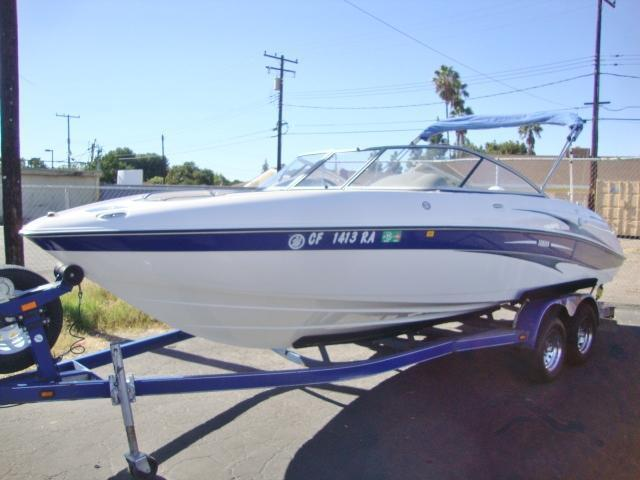 2004 YAMAHA 230SX TWIN JET OPEN BOW